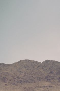 Death Valley Mountain 11