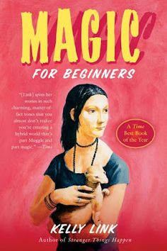 It IS magical! 4.5 stars. See my review: http://battyward.blogspot.com/2012/07/book-review-magic-for-beginners-by.html