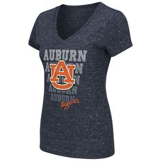 Women's Auburn Tigers Delorean Tee, Size: