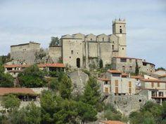 Eus l'un des plus beaux villages de France
