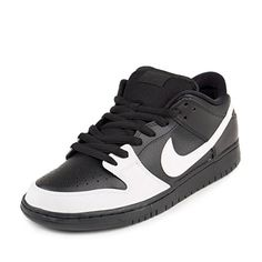 Nike Mens Dunk Low Premium SB YinYang BlackWhite Leather Size 115 -- Read more at the image link.