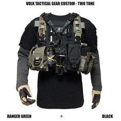 VOLK #TACTICAL GEAR BLOG | VOLK 装着例 / 装着装備詳細 #preppergear