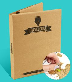 Scratch Map Travel Journal, what a fun way to keep track of your travels! Also would be a fun gift for someone going on study abroad.