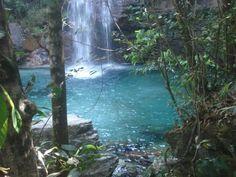 Waterfall Santa Barbara