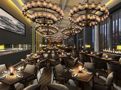 The Chedi #Andermatt Restaurant