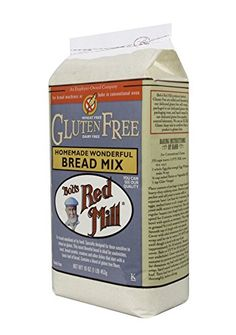 Bob's Red Mill Gluten-Free Homemade Wonderful Bread Mix, 16-Ounce Packages (Pack of 4) | shopswell