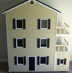 Build It, Sew It, Love It: DIY Barbie House