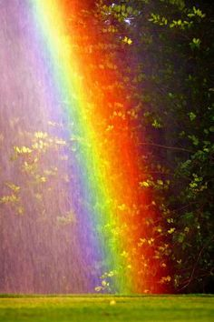 janetmillslove:  Rainbow at Old Key W moment love