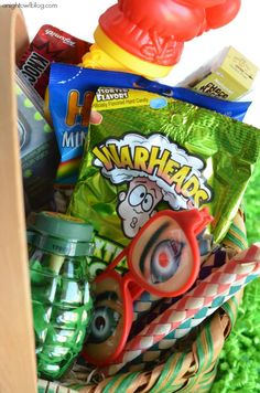 The Trickster Easter Basket Ideas with Cost Plus World Market