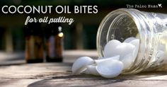 Coconut Oil Bites