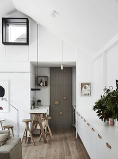 Australian Interior Design Awards - 2016 Residential Decoration - Whiting Architects - O'Grady Street