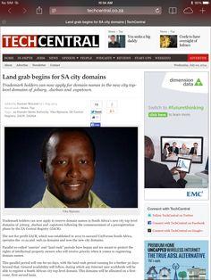 TechCentral, 01 July 2014
