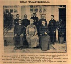 """Portal de Memórias de Barra de São Miguel - PB : 1922 - Padre Ignácio Cavalcanti (Série """"Pela Regiã..."""