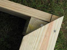 We Built a Sandbox! Backyard Projects, Backyard Patio, Backyard Landscaping, Build A Sandbox, Amazing Gardens, Landscape Design, Deck, Building, Wood