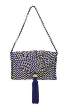 Sherazade Shoulder Bag by REBECCA DE RAVENEL for Preorder on Moda Operandi