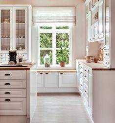Decor, Kitchen Cabinets, Cabinet, Home Decor, Kitchen