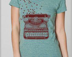 Tops y camisetas para mujer – Etsy MX