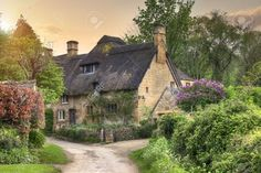 Stanton, Gloucestershire cottage  (Cotswolds)