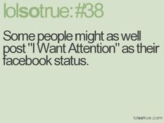 because we all know a few of these on our list without even thinking!!! BIG HA!!!