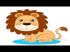 Chuyện cho Bé câu chuyện về Cậu bé và bức tranh Sư Tử