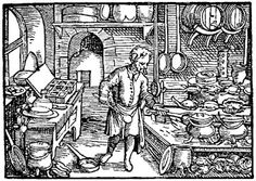 This website explains how the cook was described in The Canterbury Tales:  http://www.gradesaver.com/the-canterbury-tales/study-guide/section1/