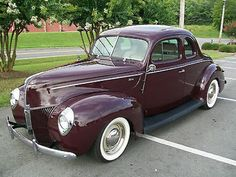Ford : Other coupe 1940 FORD COUPE DELUXE STREETB ROD - http://www.legendaryfind.com/carsforsale/ford-other-coupe-1940-ford-coupe-deluxe-streetb-rod/