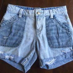 Free people jean shorts Free People Jean shorts waist size 26. Like new! Free People Shorts Jean Shorts