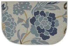 New Wave Power Flower Printed Slice Mat