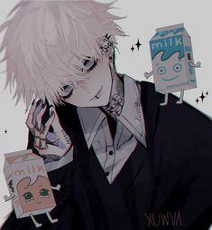 Anime Boys, Dark Anime Guys, Cool Anime Guys, Handsome Anime Guys, Cute Anime Boy, Anime Art Girl, Dark Anime Art, Fanarts Anime, Anime Characters