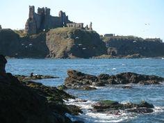 Image result for castle sea cliff