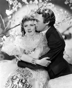 Irene Dunne and Randolph Scott, High, Wide and Handsome, 1937