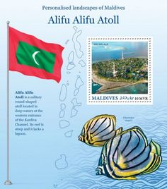 MLD16213b Maldives, Stamps, Coding, The Maldives, Seals, Postage Stamps, Programming