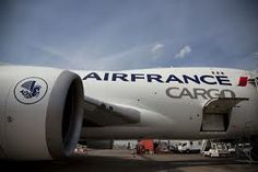 Air France Boeing 747-400 freighter Boeing 747 400, Cargo Airlines, Commercial Aircraft, Air France, Spacecraft, Airplanes, Aviation, Train, Photos