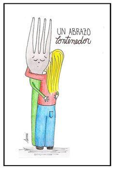 Spanish Puns, Funny Spanish Memes, Spanish Class, Funny Puns, Funny Cartoons, Funny Sayings, Kennedy Quotes, Humor Grafico, More Than Words
