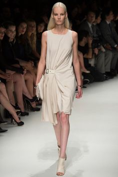 Salvatore Ferragamo - Spring/Summer 2014 Milan Fashion Week