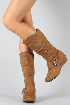 some not-too-tall boots for my short legs