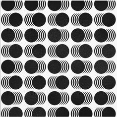 Illustration art Black and White design tattoo pattern print Poster graphic design modern geometric Abstract minimalism minimal geometry circles fine art textile jana RHYTHM jana styblova styblova memorycoco memco Pattern Dots, Doodle Pattern, Pattern Texture, Pattern Design, Circle Pattern, Art And Illustration, Illustrations Poster, Graphic Design Posters, Graphic Patterns