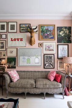 Rita Konig's Charming London Home