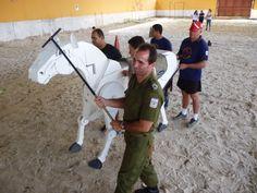 Bricbrac e Equoterapia da Policia Militar do Pará.