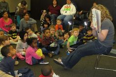 Family Story Time Fremont Library Seattle, WA #Kids #Events