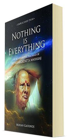 Sri Nisargadatta Maharaj: Books