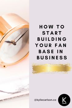 How to Start Building Your Fan Base in Business