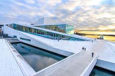 Oslo Norway Opera House