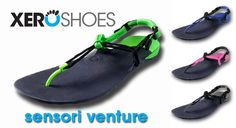 Check out the new ready-to-wear Sensori Venture barefoot sandal from Xero Shoes.  You can go everywhere, do everything... naturally.   Get all the fun and benefits of being barefoot, but with protection you want and style that's your very own.  Only $39.99  http://xeroshoes.com/shop