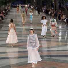 Chanel Cruise Collection 2017. Cuba