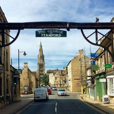 https://flic.kr/p/uBQTGk | Drove past the George in Stamford yesterday. #upsticksngo #travel #ontheroad
