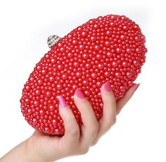 ImPrincess BAGS006-hong evening bag Red compound metal pearl Inlaid with pearls and rhinestones ImPrincess,http://www.amazon.com/dp/B00J8B1CDG/ref=cm_sw_r_pi_dp_SNnptb1F5PJCX6YQ
