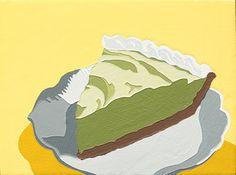 "Lori Larusso, ""Single Slice (Key Lime)"" (2013)"