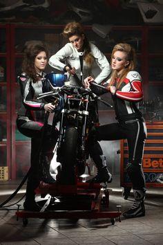Ladies ride!