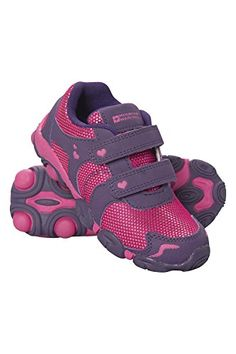 Mountain Warehouse Butterfly Junior Schuhe Mädchen mit Herz Aufdruck sportlich outdoor spielen Sommer süß - http://on-line-kaufen.de/mountain-warehouse/mountain-warehouse-butterfly-junior-schuhe
